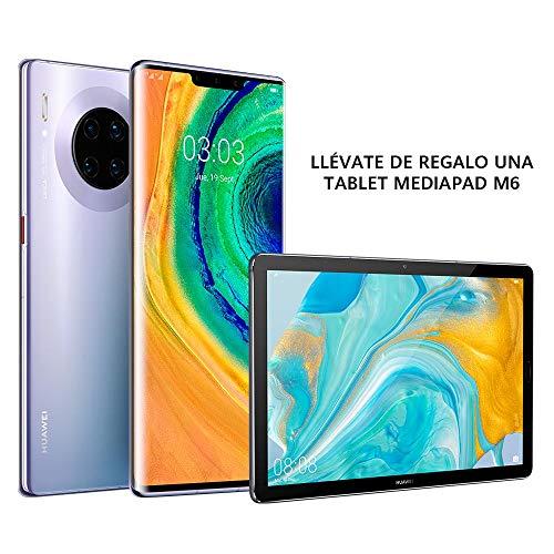 HUAWEI Mate 30 Pro - Smartphone con Pantalla Curva de 6.53' (Kirin...
