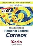 Personal laboral de Correos y Telégrafos. Temario Sintetizado: Sociedad Estatal Correos y Telégrafos