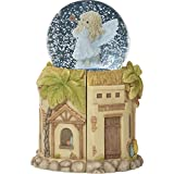 Precious Moments' Come Let Us Adore Him Nativity LED Snow Globe with Blower, Multicolor