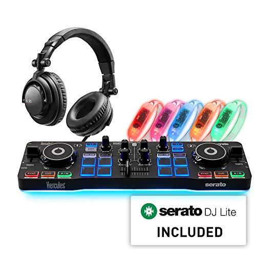Hercules 4780899 DJParty Set