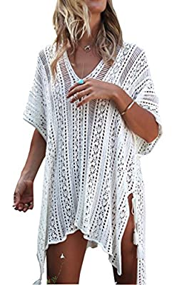 """Bohemia style Cotton and polyester Length:31.1"""",Fit for size,M L XL Lace polyester,Very comfortable *Includes: A Frosted Dust bag signature Wander agio*"""