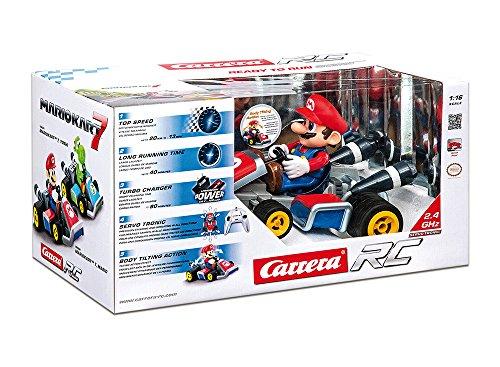 Carrera RC 370162060 - Mario Kart 7 RC Veicolo Radiocomandato, 2.4 GHz