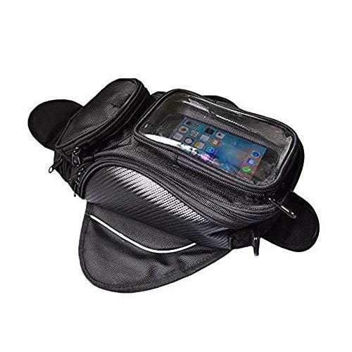 VISPREA バイク用 タンクバッグ スマホ ツーリング バッグ ショルダーバッグ メンズ レディース 通勤通学 2...