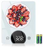 Cocoda Balance Cuisine, 10kg Balance de Cuisine Électronique avec Précision de...
