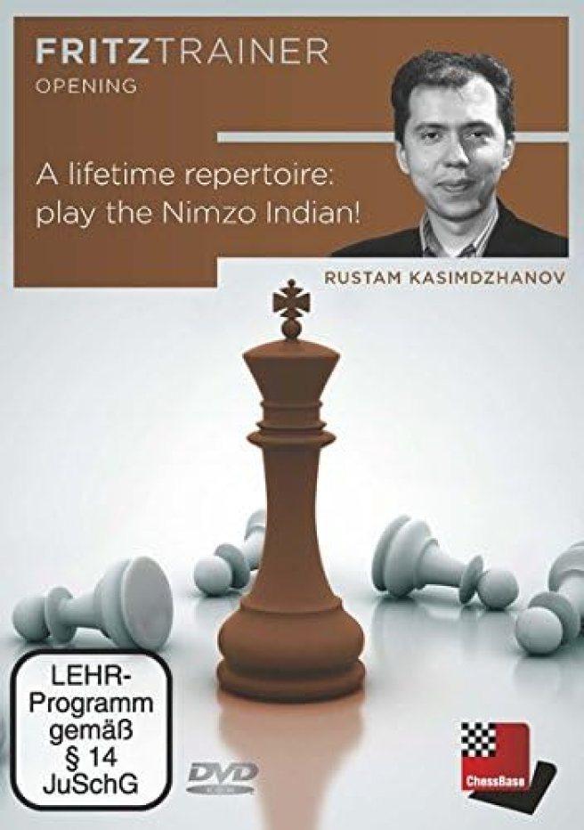 Rustam Kasimdzhanov: A lifetime repertoire: play the Nimzo Indian!