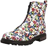 Rocket Dog Women's Lorena Clarissa Pu Ankle Bootie, Black/Multi, 7 M US