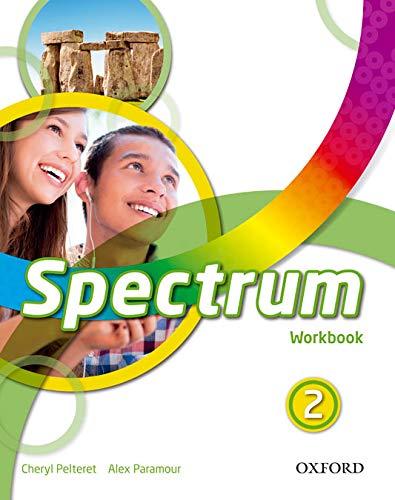 Spectrum 2. Workbook - 9780194852296