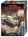 Ein ganz besonderes Escape-Room-Spiel für zu Hause Spannendes Abenteuer mit packender Story und 28 Rätseln Sieben unterschiedliche Enden der Geschichte sind möglich Dieses Spiel kann mehrfach gespielt werden. Das Material bleibt beim Spielen unverseh...