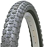 Kenda Comp III Style BMX Wire Bead Bicycle Tire, Blackwall, 20-Inch x 1.75-Inch