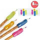 DoGeek Pencil Grip Grippies Aide écriture (Guide Doigt)-Aide Ergonomique...