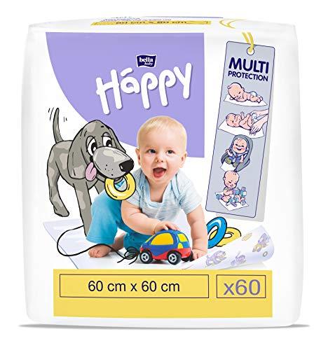 Bella Baby Happy - Cambiador (60 x 60 cm, 3,41 kg)
