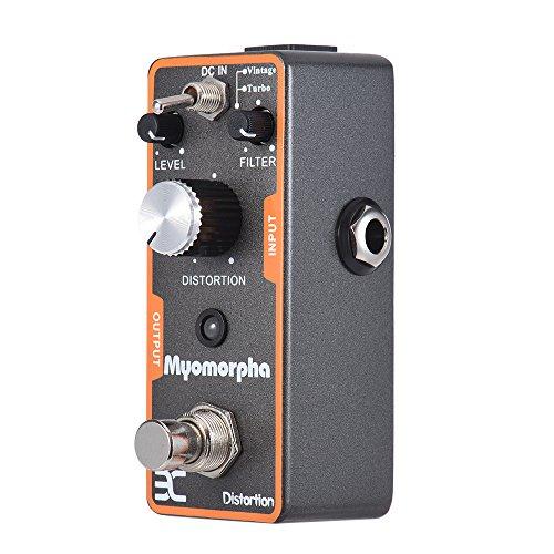 ammoon Distortion Guitar Effect Pedal True Bypass Myomorpha
