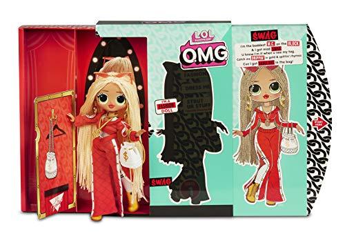 Image 6 - MGA- Poupée-Mannequin L.O.L O.M.G. Swag avec 20 Surprises Toy, 560548, Multicolore