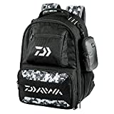 Daiwa, D-Vec Tactical Travel Reel Case, Black