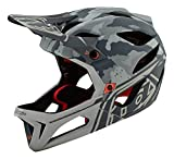 Troy Lee Designs Adult Downhill Enduro Mountain Bike Full face Stage MIPS Tactical Helmet (Sand, Medium/Large)