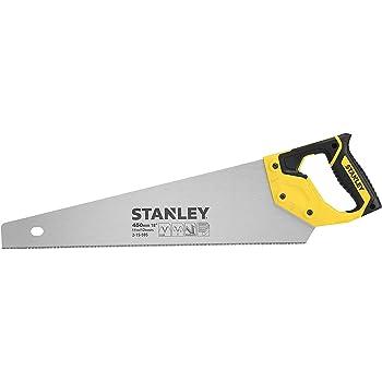 Stanley 2-15-595 Serrucho Fine 450mm x 11: Amazon.es