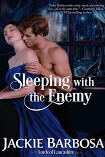 Sleeping With the Enemy by Jackie Barbosa book cover