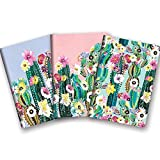 Studio Oh! Notebook Trio with 3 Coordinating Designs, Desert Blossoms, NT070