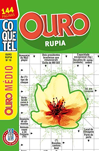 Ouro Rupia - Medium gold - Nº 18