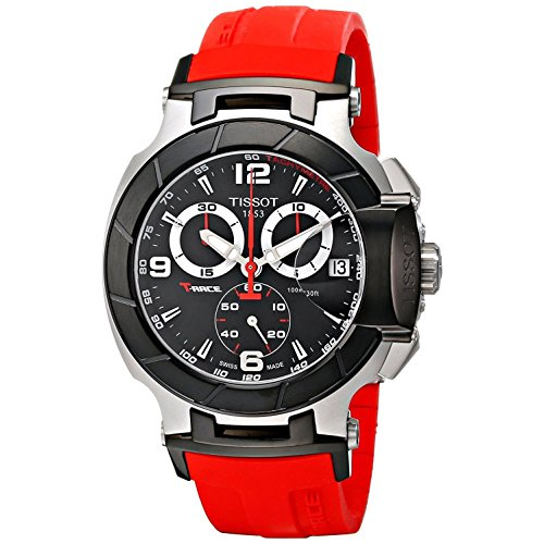 Tissot Herren-Armbanduhr T-Race T0484172705701