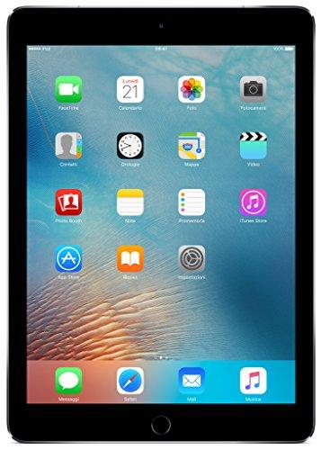 Apple iPad Pro 9,7' Wi-Fi + Cellular 128GB, Grigio...
