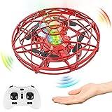Baztoy Mini UFO Drone, Giocattoli per Bambini 3 4 5 6 7 8 Anni...