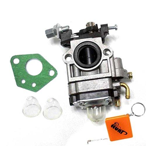 HURI - Carburatore con Guarnizione, Adatto per decespugliatore Nemaxx MT52 4 in 1, tagliasiepi, 3...