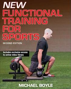 New Functional Training for Sports by [Michael Boyle]