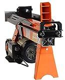 Compact et léger 5tonnes rapide électrique hydraulique Fendeuse...