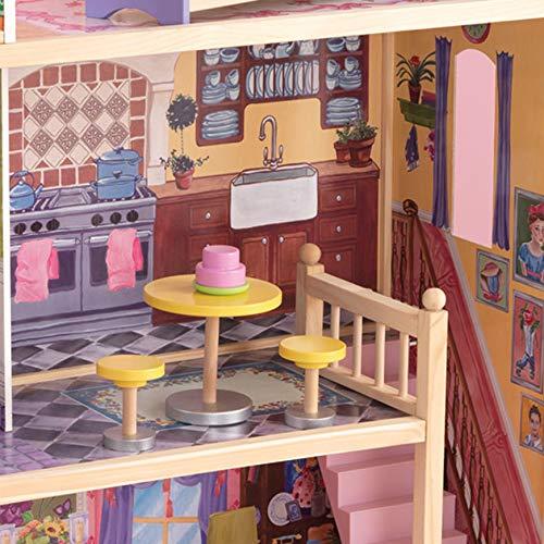 Image 4 - Kidkraft - 65092 - Maison de Poupées en Bois Kayla [Exclusif Amazon]