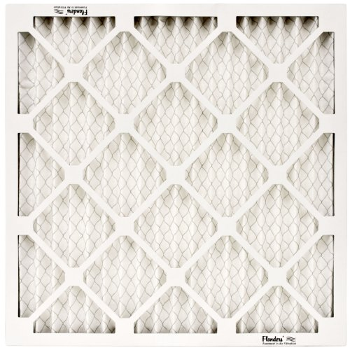 NaturalAire Standard Air Filter, MERV 8, 16 x 25, 1-inch, 12-Pack