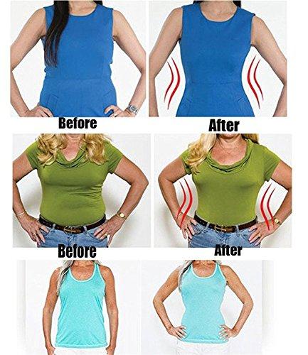 VENUZOR Waist Trainer Belt for Women - Waist Cincher Trimmer - Slimming Body Shaper Belt - Sport Girdle Belt (UP Graded)(Yellow,X-Large 9