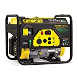 Champion Power Equipment 100307 4375/3500-Watt Dual Fuel RV Ready Portable Generator
