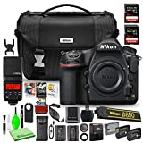 Nikon D850 DSLR Digital Camera Body Only (1585) USA Model Bundle with (2) SanDisk 64GB Extreme PRO...
