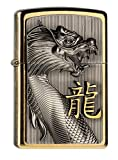 Zippo 2004517 Lighter, Metal, Gold, One Size