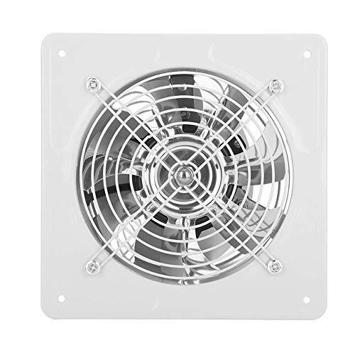 Ventilatori da Parete 6 Pollici Montaggio a Parete Ventola di Scarico Super Silenzioso Ventilazione...