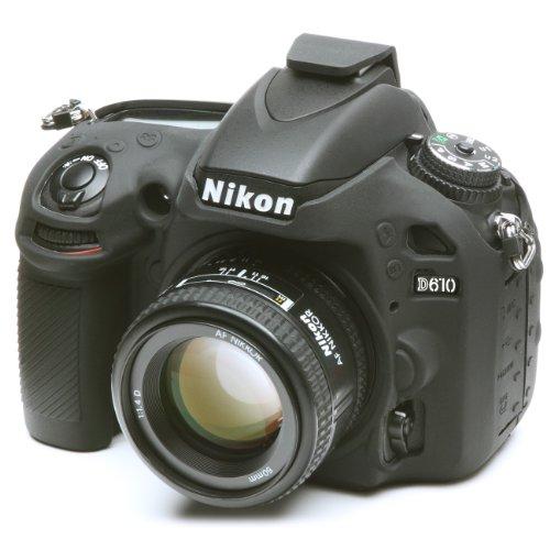 DISCOVERED イージーカバー Nikon D610 用カメラカバー (ブラック)