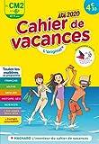 Cahier de Vacances 2020 du CM2 Vers 6e 10-11 Ans