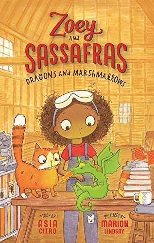 Dragons and Marshmallows (Zoey and Sassafras Book 1) - Kindle edition by  Citro M.Ed., Asia, Lindsay, Marion. Children Kindle eBooks @ Amazon.com.