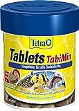Tetra Nourriture Tabimin 120 Tablettes pour Aquariophilie