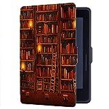 Huasiru Peinture Étui Housse Case pour Kindle Voyage (7ème génération)...