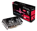 Sapphire Technology 11265-67-20G Radeon Pulse RX 580 8GB GDDR5 Dual HDMI / Dual DP OC w/ Backplate (UEFI) PCI-E Graphics Card