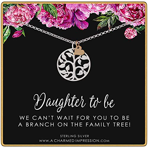 Daughter to be Gift • Welcome to Our Family Tree •...