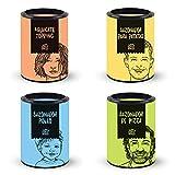 Just Spices Caja de Favoritos | Especias para todo tipo de recetas | Pack de 4...