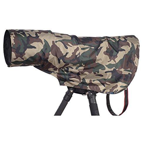 Gearap 望遠レンズ保護カバー 防水迷彩レンズコートサイズ:#L 並行輸入品