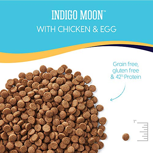 Product Image 3: Solid Gold - Indigo Moon with All Natural Chicken & Egg - Grain Free & Gluten Free - High Protein Holistic Dry Cat Food for All Life Stages - 6lb Bag