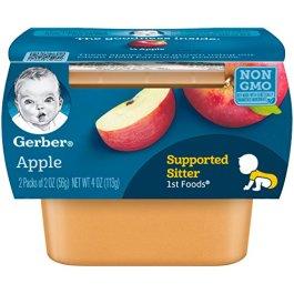 Gerber Purees 1st Foods Tubs