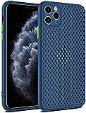 mayababy ケース iphone 7 / iphone 8 / iPhone SE2ケース 超スリムな メッシュ 通気性 放熱 ……