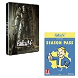Fallout 4 + steelbook - exclusif Amazon Fallout 4 - season pass