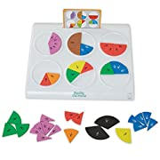 Educational Insights 8445 Learning Resources Bruchkreis-Puzzles